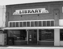 Motley County Library Logo